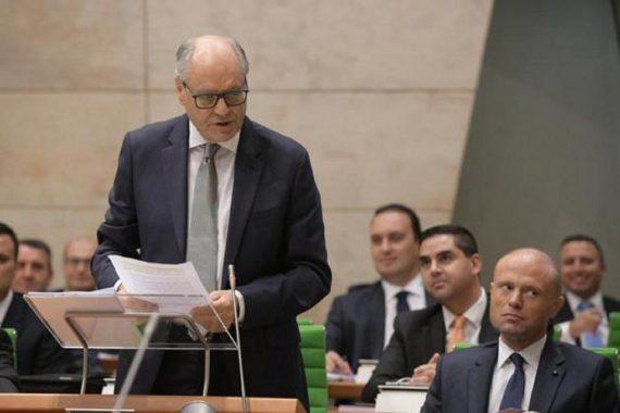 Finance Minister Edward Scicluna budget 2020