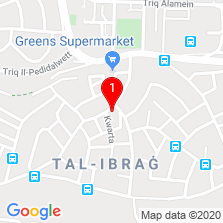 Google Map of Ibragg Office