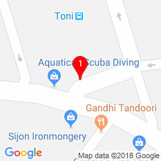 Google Map of 35.9477778, 14.4065556