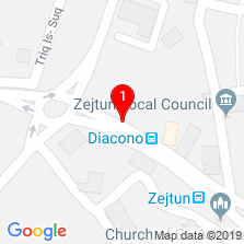 Google Map of Zejtun Office